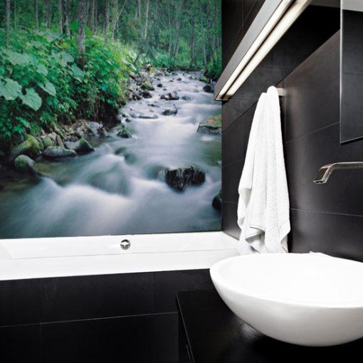 fototapety wodospady do łazienki