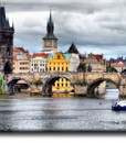 Foto-tapeta panorama miasta
