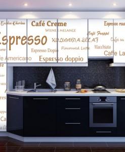 Fototapeta z kawą