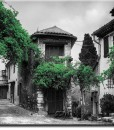 Fototapeta boczne uliczki