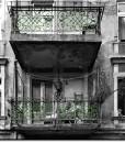 Fototapeta z balkonami