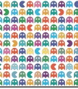 Foto-tapeta kwadratowa z Pac-Manem