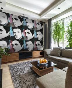 Foto-tapeta z Elvisem