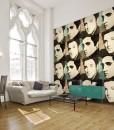 Fototapeta Elvis Presley pop-art