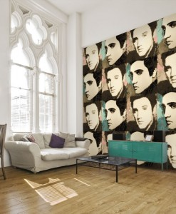 Fototapeta Elvis Presley pop-art