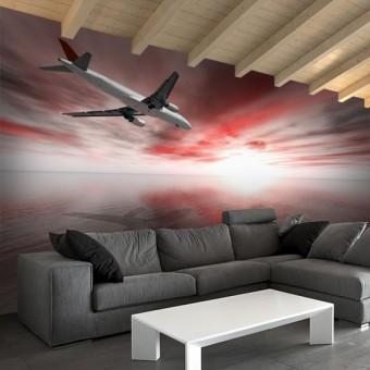 foto-tapety samoloty