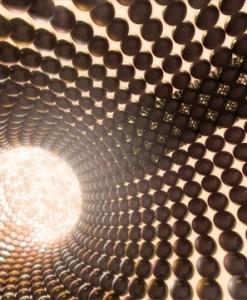fototapety przestrzenne korytarze, 3D