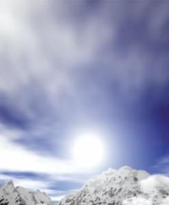 fototapety górskie widoki
