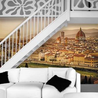 fototapeta do przedpokoju Florencja