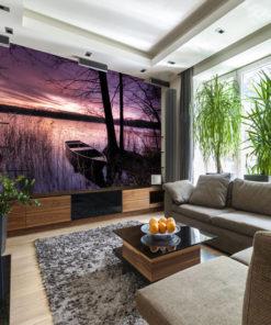krajobraz na tapecie