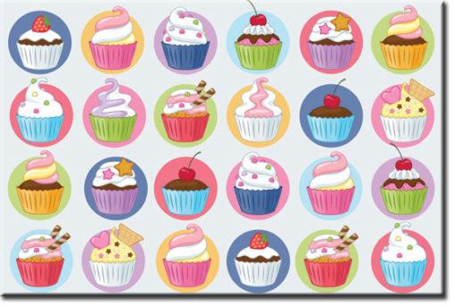 tapety z słodyczami