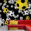 dekoracje z piłkami
