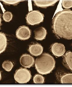 tapety z klockami z drewna