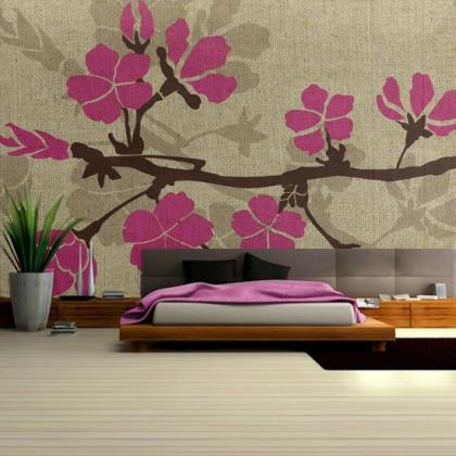 tapeta gałąź japońskiej wiśni