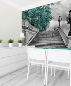 fototapety ze schodami