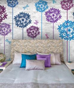dekoracje z cegłami