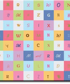 tapety z alfabetem