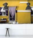 żółte dekoracje