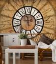 dekoracje z zegarami