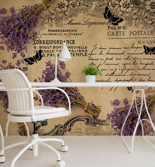 dekoracje z typopgrafią