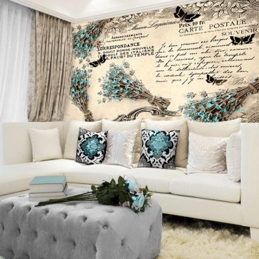 oryginalne tapety na ścianę