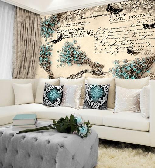 dekoracje z lawendą