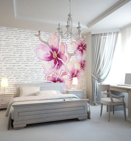 fototapety z kwiatamik