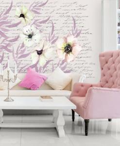 dekoracje z kwiatuszkami