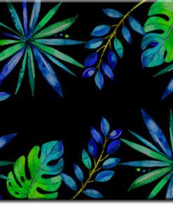 tapety i liście
