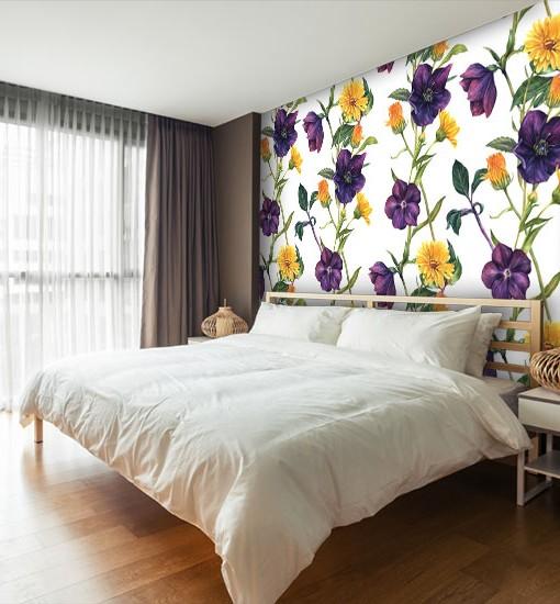 dekoracje z roślinamiq