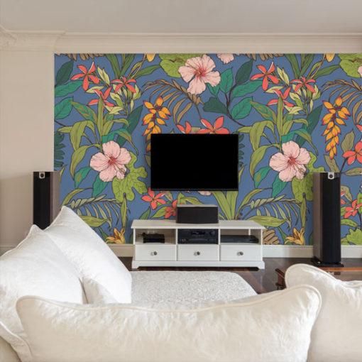 kolorowe grafiki na ściany