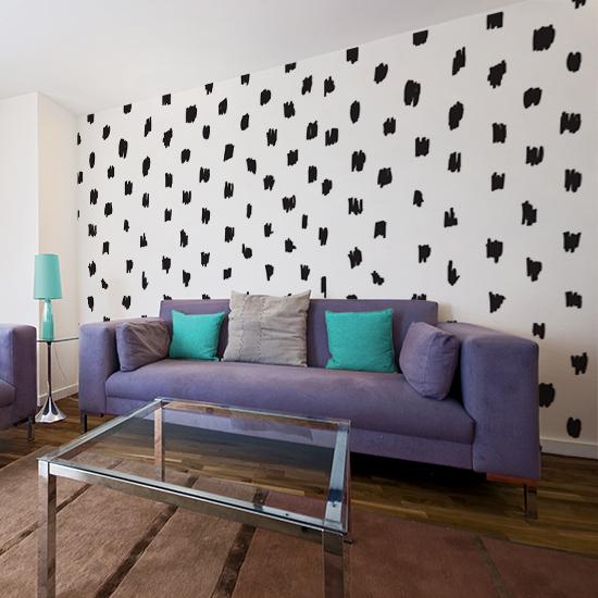tapety nowoczesne do salonu