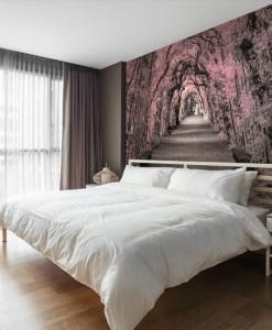 różowe tapety