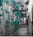 tapety z bocznymi uliczkami