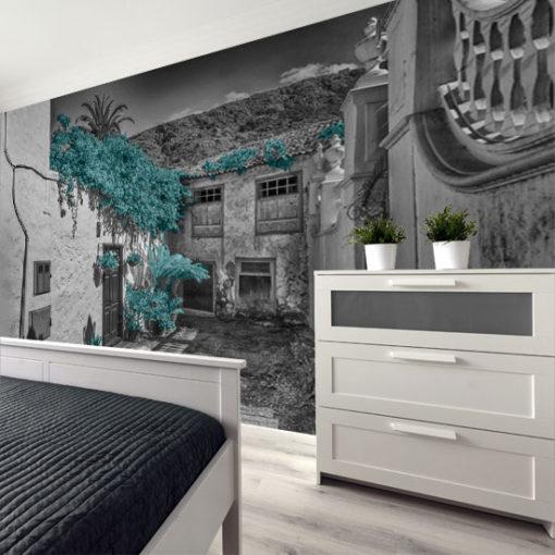 tapety dekoracyjne do sypialni