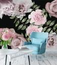 różowe kwiaty tapeta