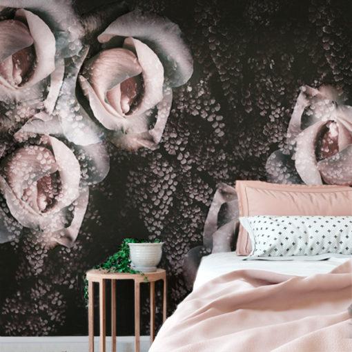 piękna tapeta - róże