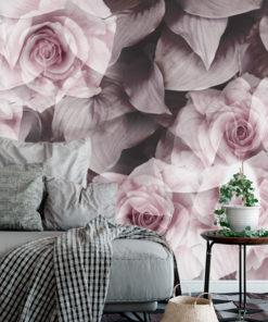 piękna tapeta z różami