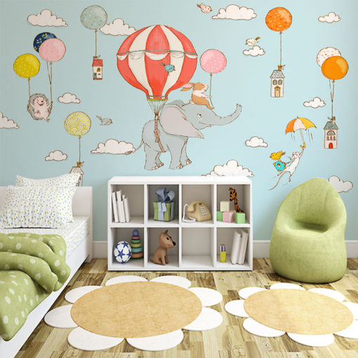 bajkowe dekoracje dla dzieci