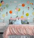 tapeta w baloniki