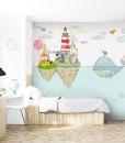 tapeta do dziecięcego pokoju