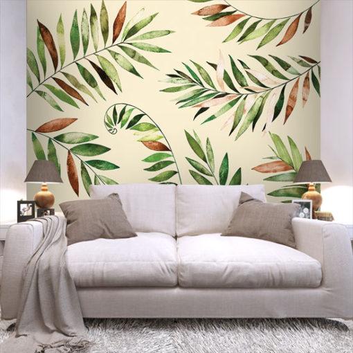 tapety motywy roślinne