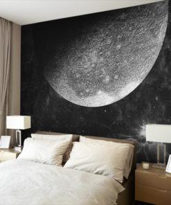 dekoracje z motywem kosmosu