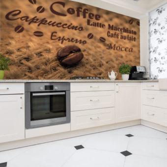 fototapety kawa i przyprawy