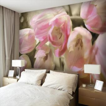 fototapety tulipany