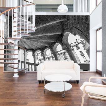 Fototapety na klatkę schodową