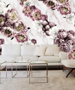 tapety kwiatowe