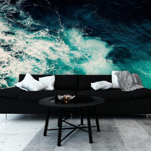 fototapeta z oceanem