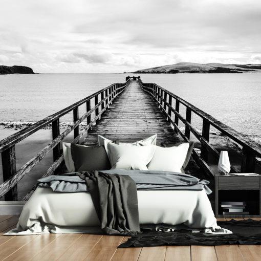 tapety czarno-białe