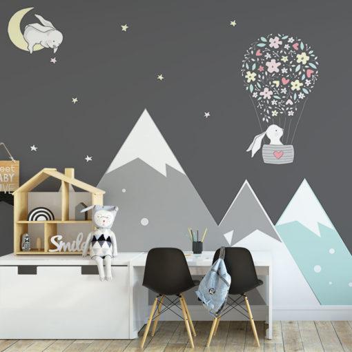 ozdoba na ścianę pokoju dziecka